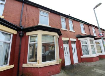 Thumbnail 3 bed terraced house to rent in Belmont Road, Fleetwood
