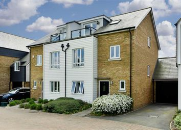 Thumbnail 4 bed semi-detached house for sale in Holly Close, Epsom, Surrey