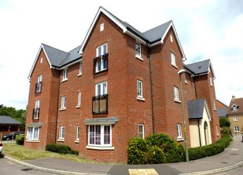 Thumbnail 2 bed flat for sale in Sanville Gardens, Stanstead Abbotts, Ware