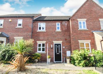 Thumbnail 3 bed terraced house for sale in The Chestnuts, Cross Houses, Shrewsbury