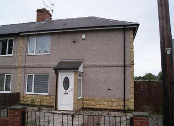 Thumbnail 3 bedroom end terrace house for sale in Twelfth Avenue, Blyth