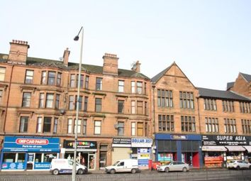 Thumbnail 2 bed flat for sale in Pollokshaws Road, Glasgow, Lanarkshire