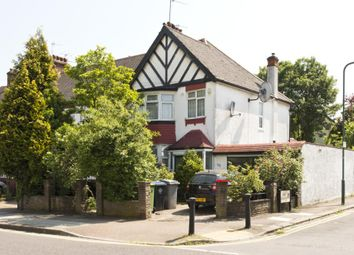 4 bed terraced house for sale in All Souls Avenue, London NW10