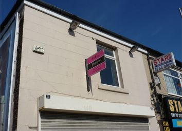 Thumbnail 1 bed flat to rent in Rochdale Road, Bury, Lancashire
