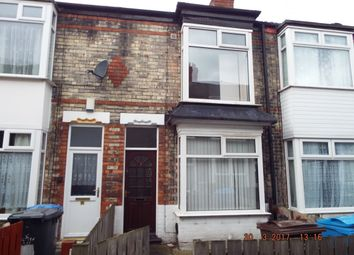 Thumbnail 2 bedroom terraced house to rent in 7 Chester Avenue, Manvers Street, Hull