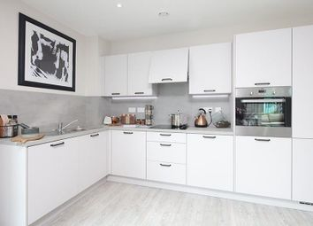 "Thumbnail 3 bedroom flat for sale in ""Chamberlain Court"" at Station Parade, Green Street, London"