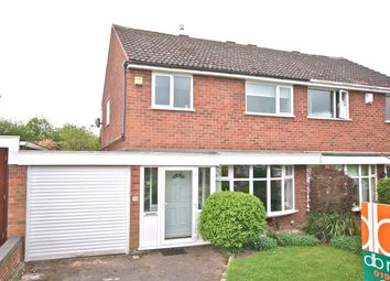 Thumbnail 3 bedroom semi-detached house for sale in Gilpin Road, Admaston, Telford