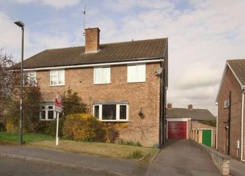 Thumbnail Semi-detached house for sale in Valley Rise, Barlow, Dronfield, Derbyshire