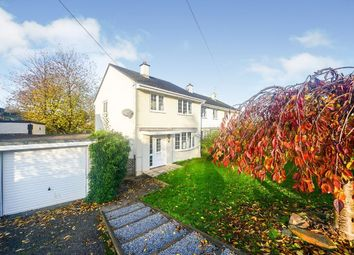 Thumbnail 3 bed terraced house to rent in Priory View, Cornworthy, Totnes
