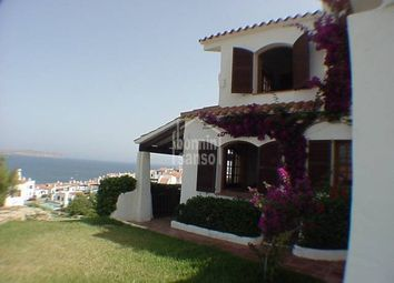 Thumbnail 5 bed villa for sale in Fornells Playa, Mercadal, Balearic Islands, Spain