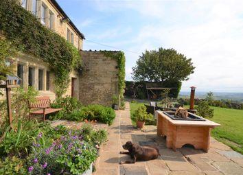 4 bed farmhouse for sale in Delfs Farm, Delfs Lane, Cottonstones, Triangle HX6