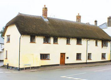 Thumbnail 3 bed cottage to rent in Fore Street, Silverton, Exeter
