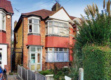 Ash Grove, London N13. 3 bed semi-detached house