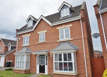 Thumbnail 5 bed detached house for sale in Aintree Drive, Rushden