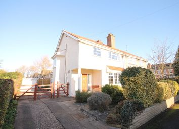 Thumbnail 3 bed semi-detached house for sale in Beckett Drive, Worcester