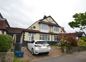 Thumbnail 5 bedroom semi-detached house for sale in Sunnymede Drive, Barkingside, Ilford