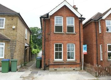 Thumbnail 1 bed flat to rent in Green Lane, Hersham, Walton-On-Thames, Surrey
