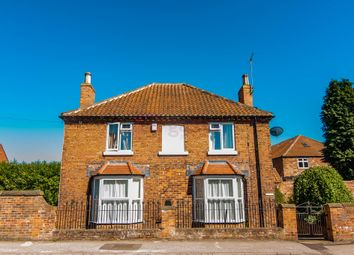 Thumbnail 3 bed detached house for sale in Main Street, Mattersey, Doncaster