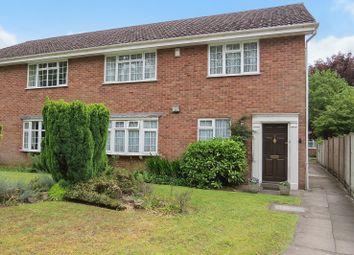 Thumbnail 2 bed maisonette for sale in Park Lodge, Birmingham Road, Allesley Village, Coventry
