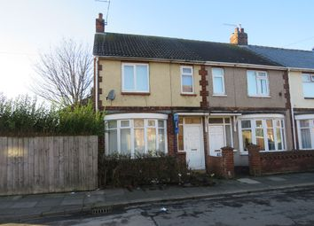 Thumbnail 2 bed end terrace house for sale in Mapleton Road, Hartlepool