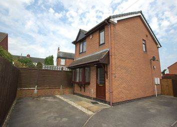 Thumbnail 2 bed detached house to rent in Mayfair Avenue, Newhall, Swadlincote, Derbyshire