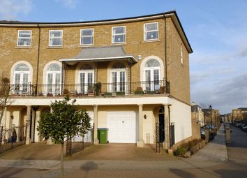 Thumbnail 4 bed town house to rent in Savery Drive, St James Park, Surbiton