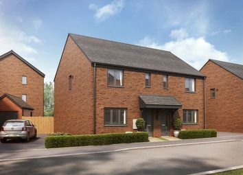 """Thumbnail 3 bed semi-detached house for sale in """"The Hanbury """" at Stratford Road, Shirley"""