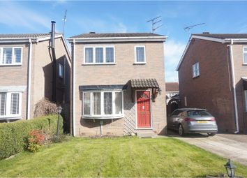 Thumbnail 3 bed detached house for sale in Stonegate Close, Hull