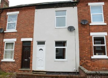 3 bed terraced house for sale in Haddon Street, Tibshelf, Alfreton DE55