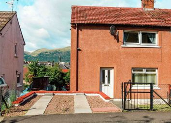 Thumbnail 2 bed end terrace house for sale in Rosebank, Sauchie, Alloa