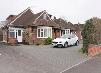 Thumbnail 3 bed detached house for sale in Keydell Close, Waterlooville