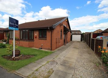 Thumbnail 2 bed bungalow for sale in Bransdale Close, Altofts, Normanton