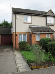 Thumbnail 2 bedroom semi-detached house for sale in Abbotswood Way, Hayes