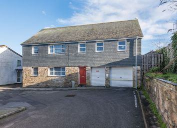 Thumbnail 2 bedroom flat for sale in West Charles Street, Camborne