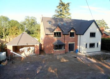 Thumbnail 5 bed detached house for sale in Swan Farm Lane, Audlem Road, Woore, Crewe