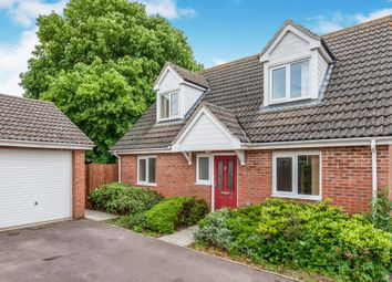 Thumbnail 2 bed detached house for sale in Lakenheath, Brandon, Suffolk