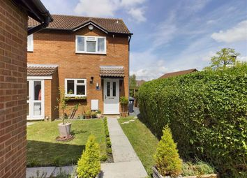 Thumbnail 2 bed end terrace house for sale in Miller Close, Longlevens, Gloucester
