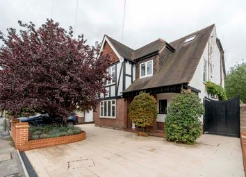 Stepgates, Chertsey KT16. 5 bed detached house for sale