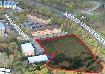Thumbnail Land for sale in Arden Square, Mallard Way, Crewe Business Park, Crewe, Cheshire