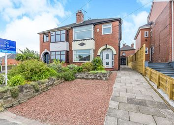 Thumbnail 3 bed semi-detached house for sale in Leek New Road, Sneyd Green, Stoke-On-Trent