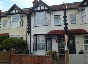 Thumbnail 3 bed terraced house for sale in Kenilworth Road, Penge, London