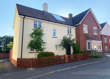 Thumbnail 3 bed semi-detached house for sale in Rowbarrow Lane, Salisbury