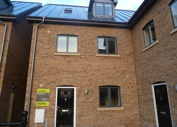 Thumbnail 4 bed semi-detached house to rent in 39 Abbey Wharf, Mill Road, Abbey Foregate, Shrewsbury