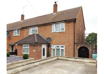 Thumbnail 4 bed semi-detached house for sale in Warren Wood Road, Rochester