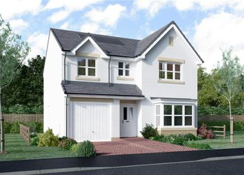 "Thumbnail 4 bedroom detached house for sale in ""Murray"" at Dochart Grove, Glasgow"