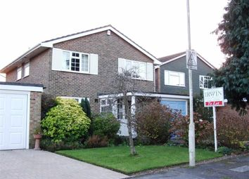 Thumbnail 4 bed property to rent in Harwoods Close, East Grinstead, West Sussex