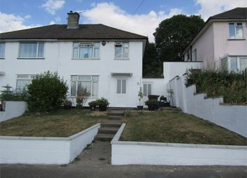 Thumbnail 3 bed semi-detached house for sale in Lanesborough Rise, Stockwood, Bristol