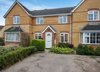 Thumbnail 3 bed terraced house for sale in Leavenheath, Colchester, Suffolk