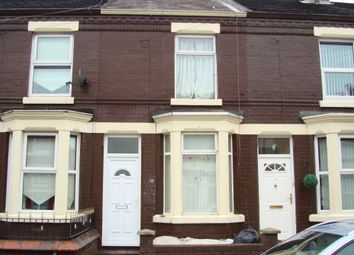 Thumbnail 2 bed terraced house to rent in Winchester Road, Liverpool