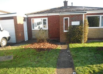 Thumbnail 3 bed bungalow to rent in Churchlands, North Bradley